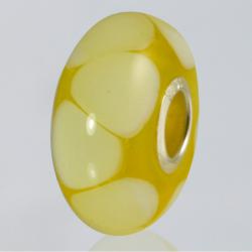 Lasting Memory Cremation Bead - Yellow