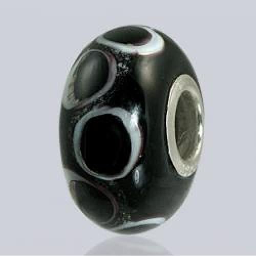 Lasting Memory Cremation Bead - Black
