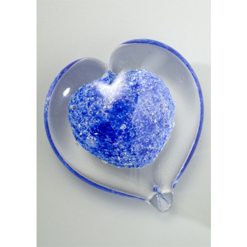 Boundless Heart Blue