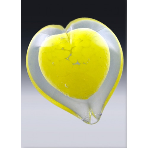 Boundless Heart Yellow