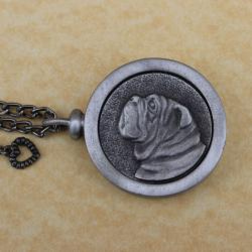 Bulldog Pet Memory Cremation Medallion
