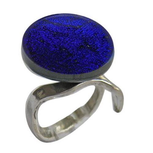 CL Purple and Blue Ring
