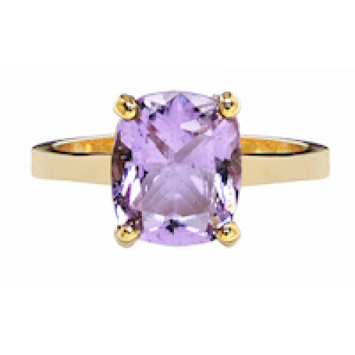 Crystal Never Forgotten Ring