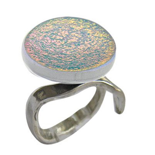 EL Pink and Gold Ring