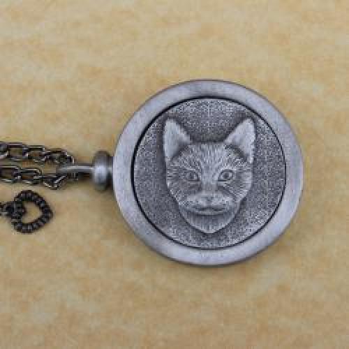 Forever Feline Pet Memory Cremation Medallion