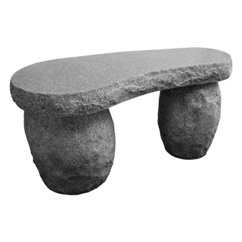 Rustic Stone Bench Cremation Solutions