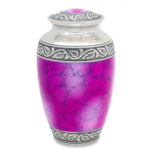 Grecian Pink Urn