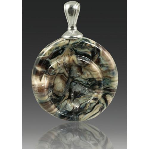 Helix Pendant - Granite