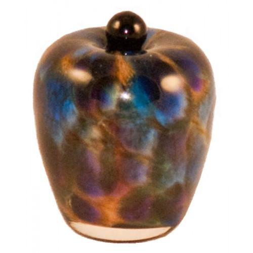Classico Evening Hand Blown Glass Keepsake Cremation Urn
