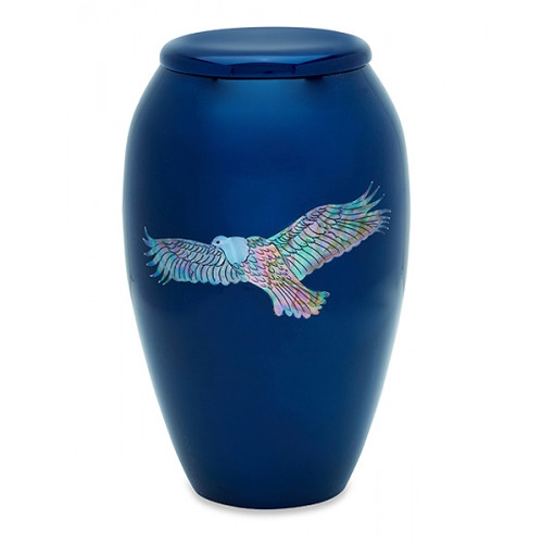 Liberty and Freedom Cremation Urn