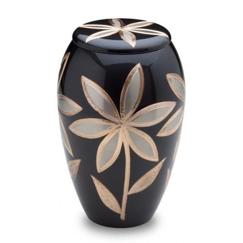 Lilies Cremation Urn