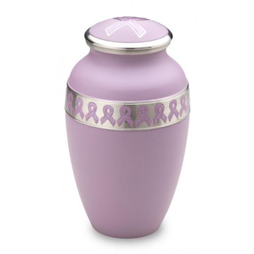Awareness Pink Cremation Urn
