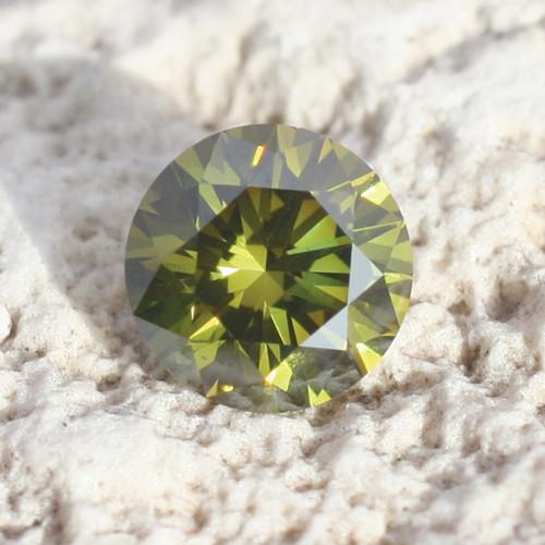 Green Cremation Diamond