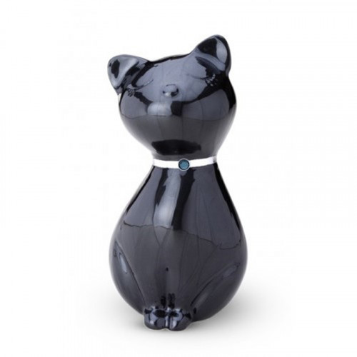 Princess Cat Pet Cremation Urn for Ashes