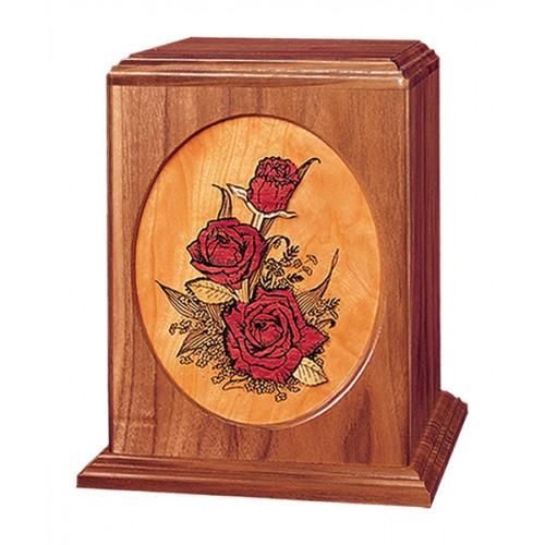 Roses Cremation Urn