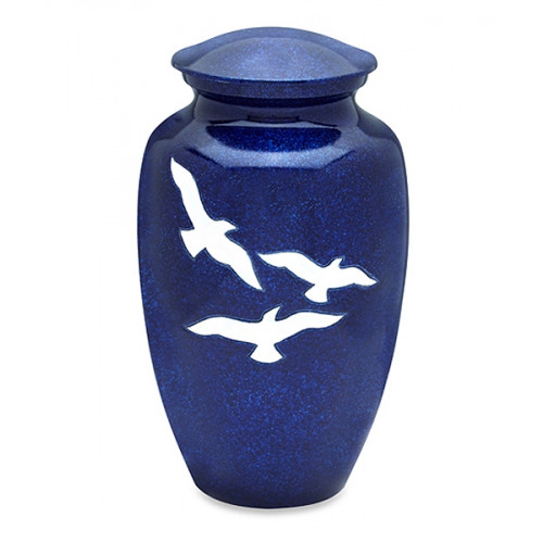 Soaring Home Doves Cremation Urn for Ashes