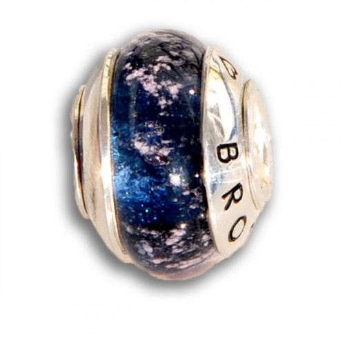 Starry Night Cremation Bead