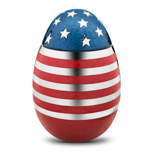 Stars and Stripes Cremation Urn - Standard size