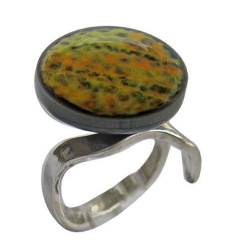 VL Olive Ring