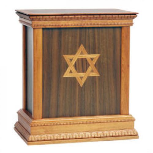 Star of David Classic II Urn