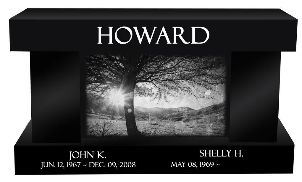 Memorial Benches Prices Part - 45: Howard Memorial Bench