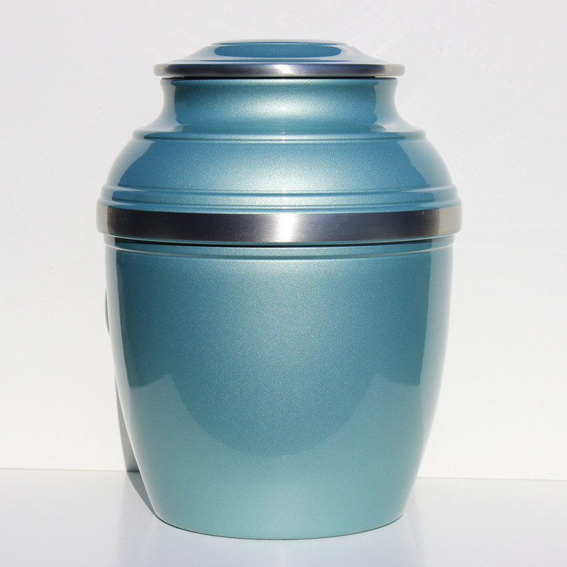 Pewter 601 Color Urn Cremation Solutions