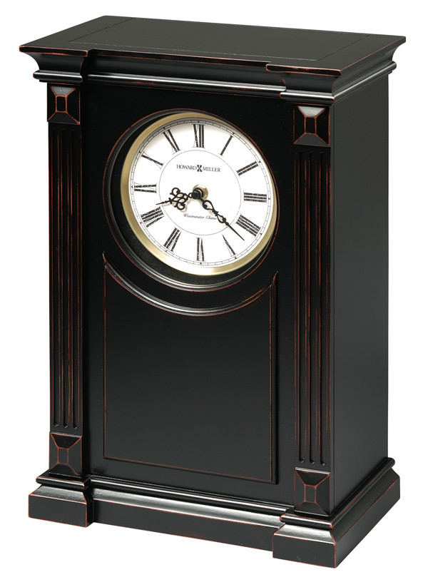 Statesman Mantel Clock Urn Cremation Ashes