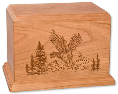 Newport Urn Laser Engraved Cremation Solutions