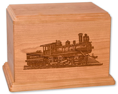 Newport Urn Laser Engraved Cremation Solutions