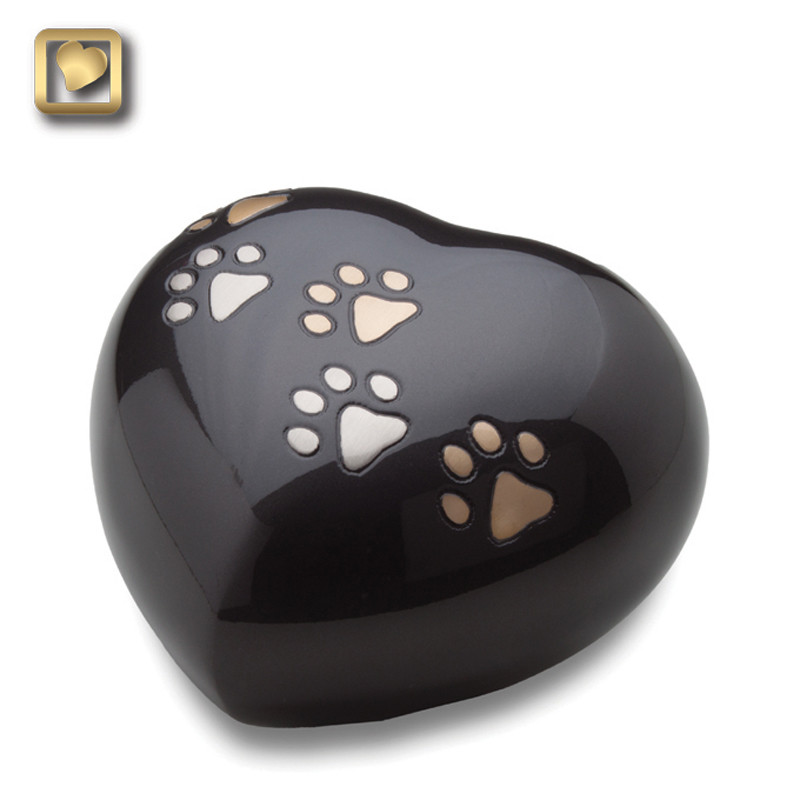 Heart Shaped Pet Cremation Urn Cremation Solutions