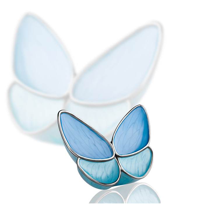 Wings Of Hope Butterfly Keepsake Cremation Urn