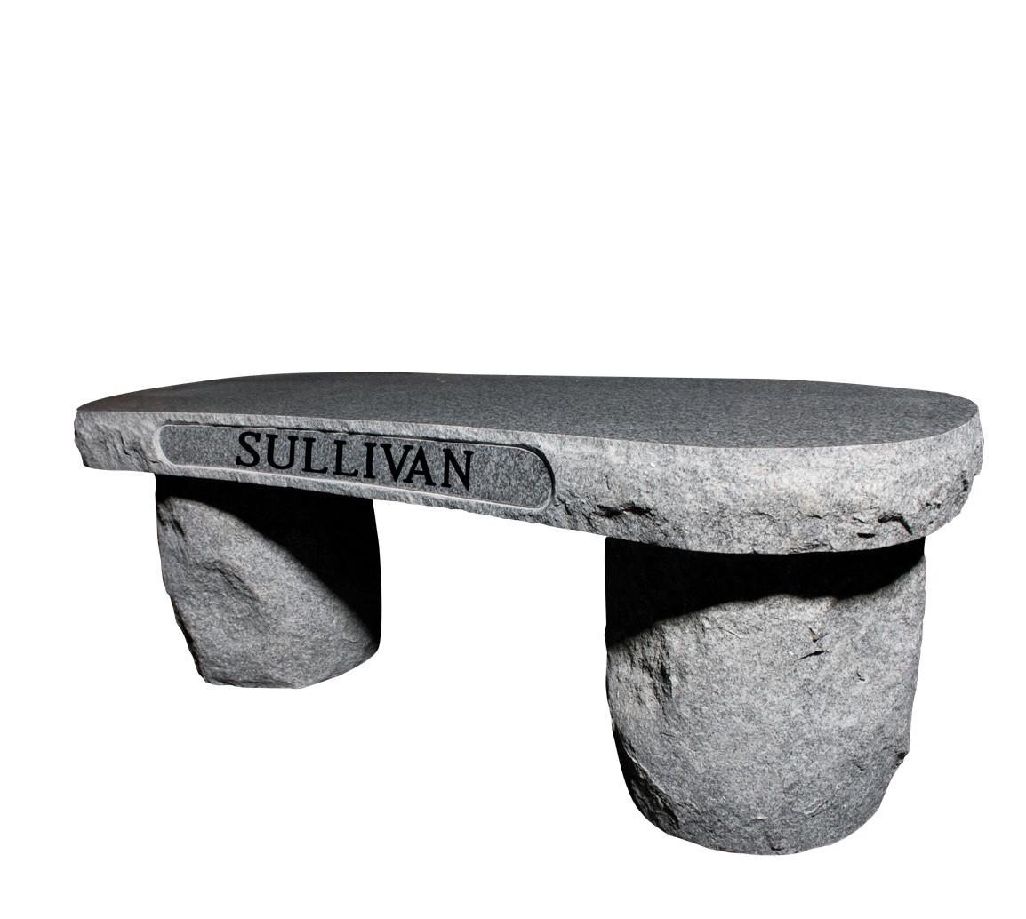 Sullivan Stone Bench Cremation Solutions