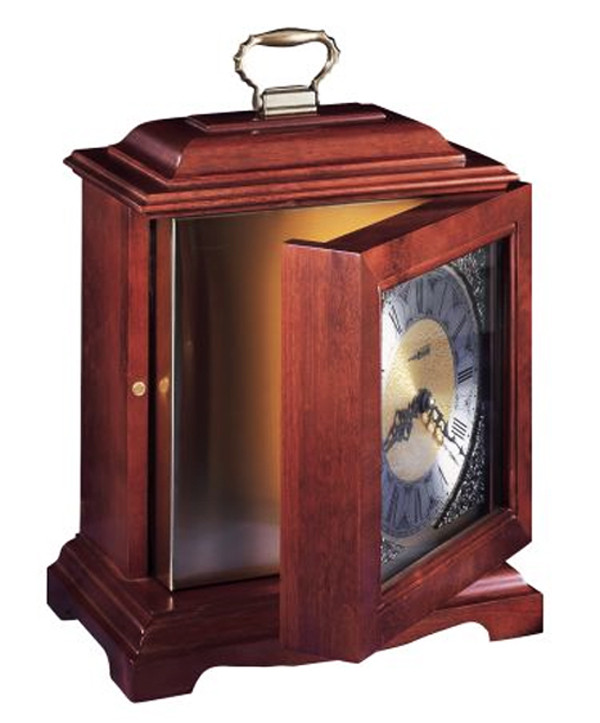 Continuum Ii Cherry Clock Urn Cremation Ashes
