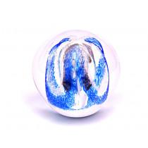 Glass Keepsake Style #3 (2 Sizes)