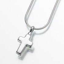 Small Cross in Sterling Silver