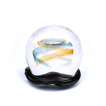 Glass Keepsake Style #9 (2 Sizes)