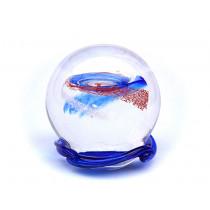 Glass Keepsake Style #12 (2 Sizes)