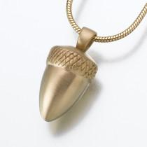 Acorn in Gold Vermeil