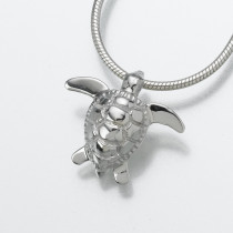 Turtle in Sterling Silver
