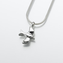 The Dove in Sterling Silver