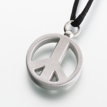 Pewter Peace Sign