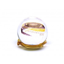 Glass Keepsake Style #27 (2 Sizes)