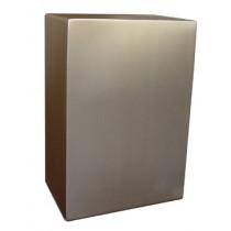 Spartan Gold Cube Urn