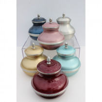 Pewter 602 Handmade Urn