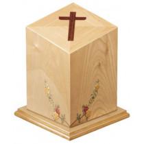 Serenity Wood Urn