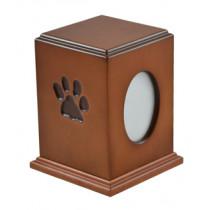 Dog Paw Pet Urn