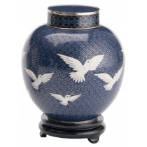 Dove Cloisonne (5 Options)