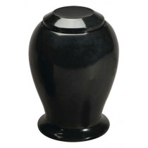 Midnight Marble Urn (2 Sizes)