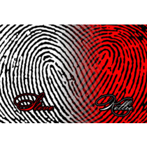 Fingerprint Couples Portraits