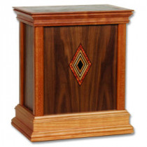Diamond Contemporary II Urn